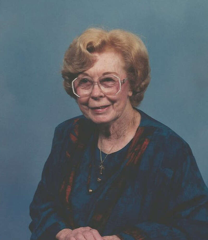 Marjorie Nugent (Courtesy of Nugent Family)