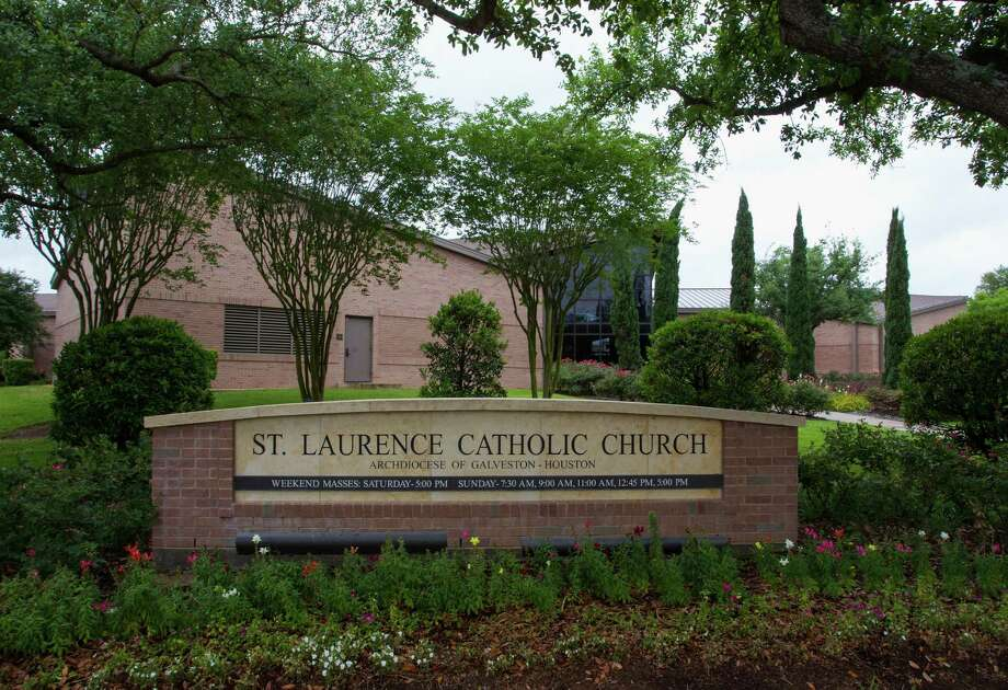 "St. Laurence Catholic Church in Sugar Land say that it has tried to compromise on its proposed ""life center"" but its neighbors can never be satisfied. Photo: Bob Levey, Photographer / ©2014 Bob Levey"