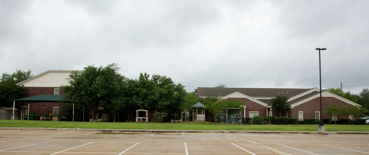 A debate between residents and St. Laurence Catholic church has been raging in Sugar Land. Nearby residents oppose plans to knock down two of its existing buildings that currently is used as a religious education center for a larger structure, saying it will interfere with their privacy, cause traffic problems and diminish their property values. (For The Chronicle/Bob Levey)