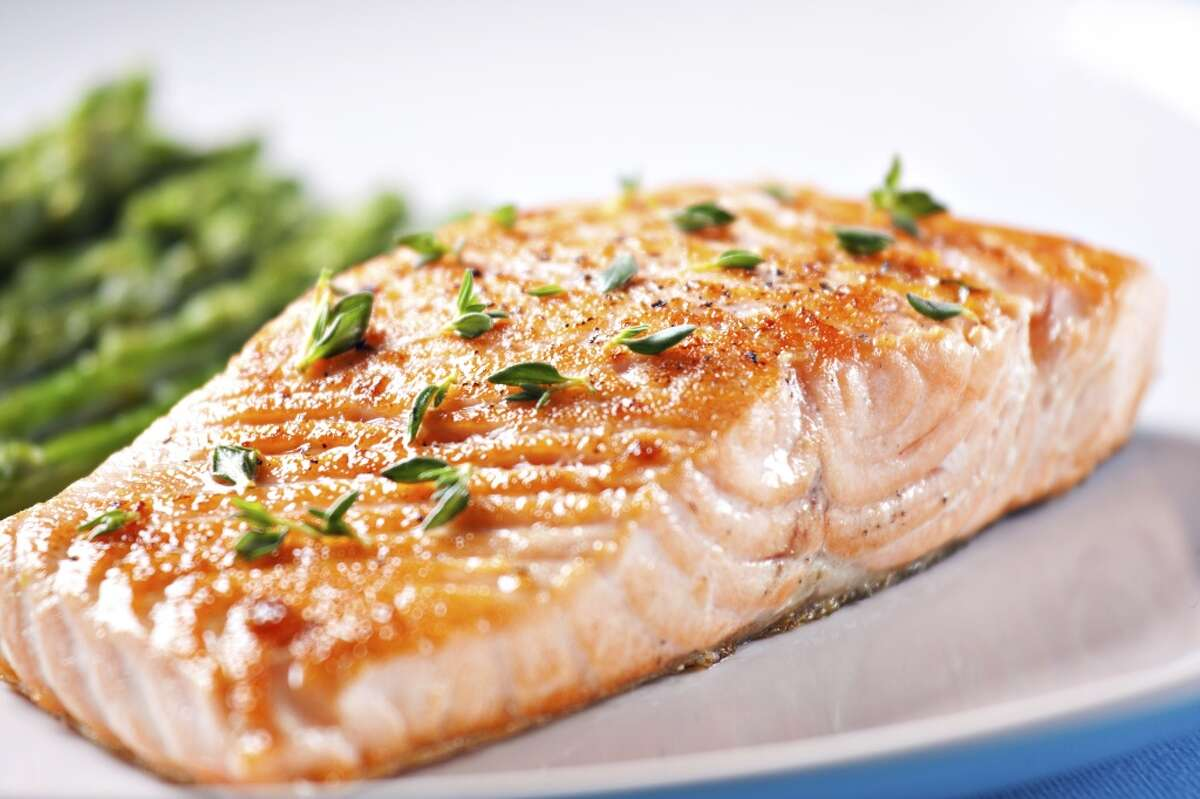 Fish is not the most office-friendly food. Avoid reheating this in a shared microwave.