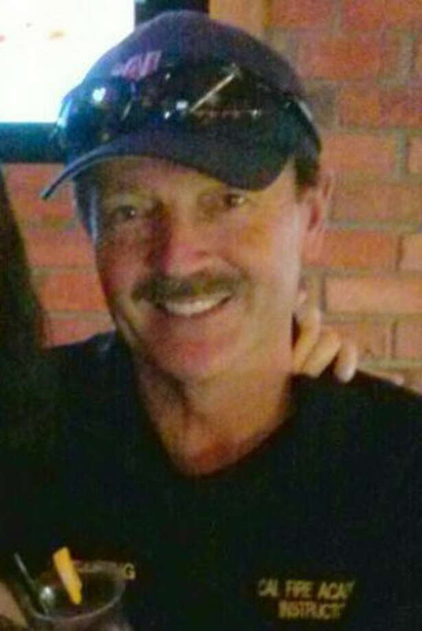 """Orville """"Moe"""" Fleming, a 55-year-old former fire battalion chief, was arrested on charges that he stabbed and killed his girlfriend, Sarah Douglas, 26. Photo: Sacramento County / ONLINE_YES"""