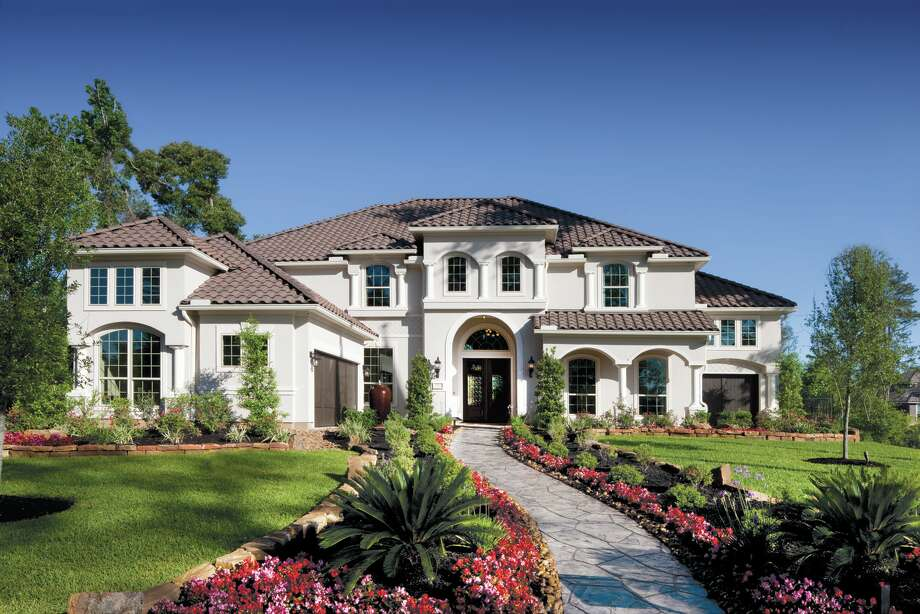 Toll Brothers model homes open for touring in 3 Woodlands