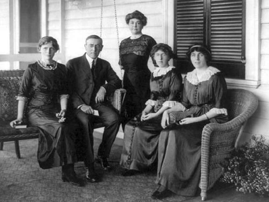 """1914 The First Mother's Day (May 1914) President Woodrow Wilson designates the second Sunday in May as Mother's Day, calling it """"a public expression of our love and reverence for the mothers of our country.""""   The Epidural (1930s)  Before John Bonica, M.D., invented the epidural block, relief for the pains of labor meant being knocked out. Today, women can be awake for the momentous occasion that is birth.  Reprinted with Permission of Hearst Communications, Inc. Originally Published: The Best Mom Moments of All Time Photo: Library Of Congress"""