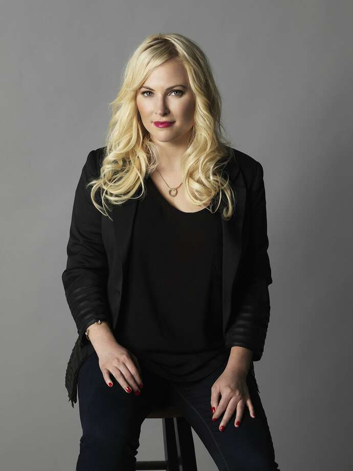 "Meghan McCain will join Pivot TV's revamped news and talk show, ""Take Part Live,"" as a co-host this season. Photo: Courtesy Pivot TV"