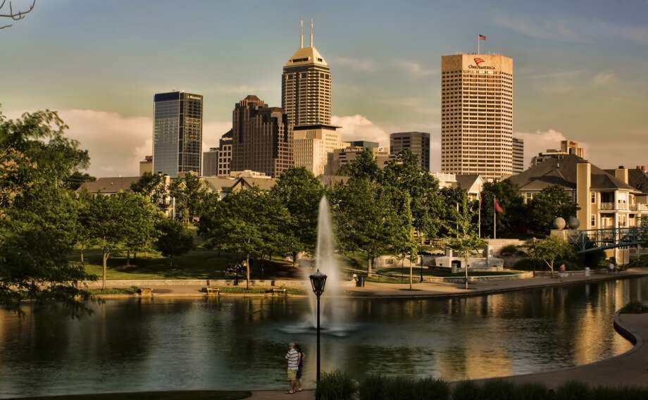 #3 – Indianapolis, Indiana| Households with moms: 28.2% | Average full-time income for women: $46,358 | Combined poverty rate: 44.7% | Annual childcare costs: $6,448 | CreditDonkey Relax Index: 19.1 Photo: © Doug Waggoner, Getty Images/Flickr RF