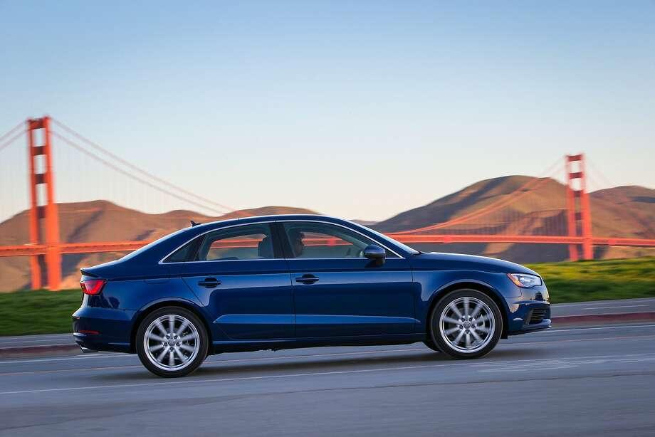 2015 Audi A3 Photo: Jim Fets