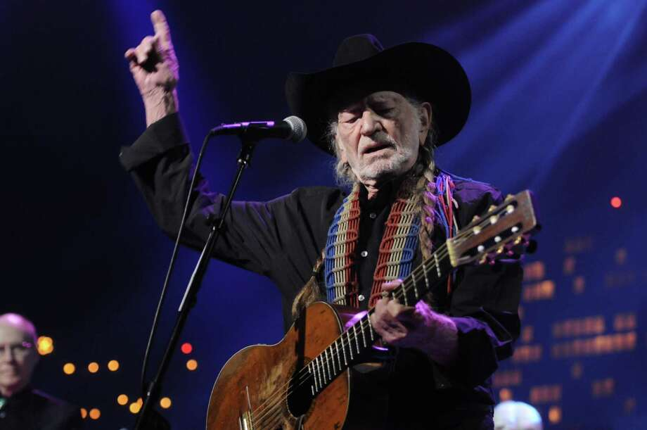 Willie Nelson performs during the Austin City Limits Hall of Fame show last month. Willie celebrated his 81st birthday on April 26th by getting his fifth-degree black belt in martial arts. Photo: Scott Newton, HOEP / Courtesy of KLRU