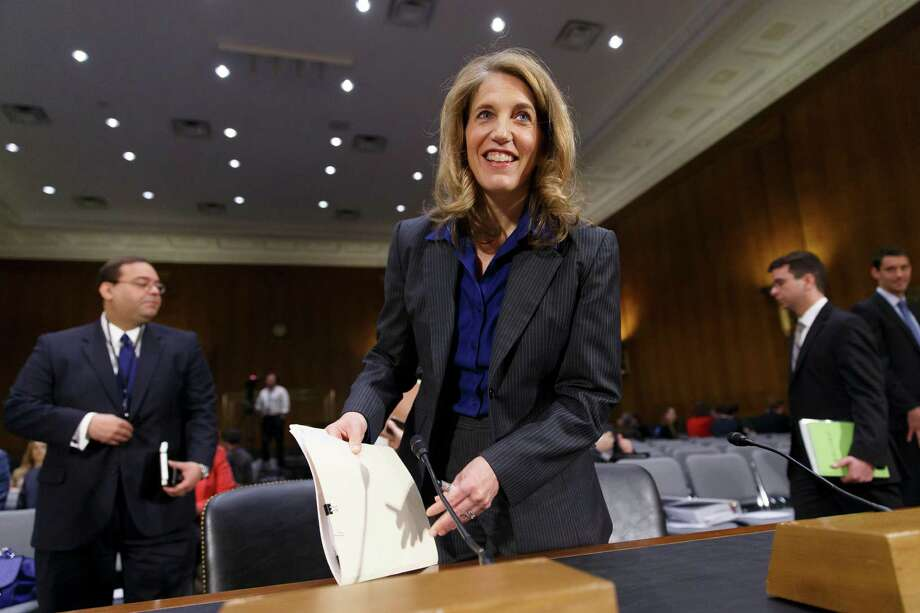 The confirmation process for Sylvia Mathews Burwell, nominee to become secretary of Health and Human Services, got off to a good start on Thursday. Photo: J. Scott Applewhite, STF / AP