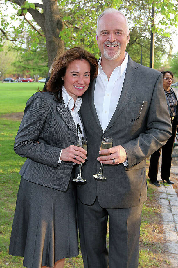 Were you Seen at Champagne on the Park, a benefit for the Lark Street BID, in Washington Park in Albany on Thursday, May 8, 2014? Photo: (C) JOE PUTROCK 2014, Joe Putrock/Special To The Times Union