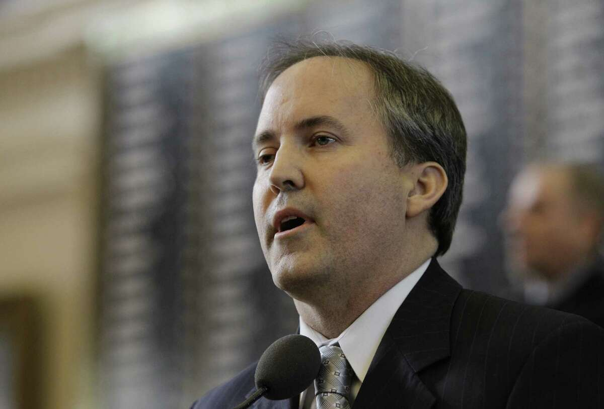 A Texas agency fined Ken Paxton for working for a financial firm without registering with the state.