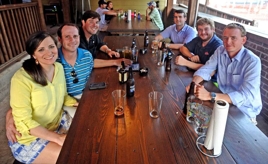 Our cameras were at Luke's for American Craft Beer Week. Did we see you there? Photo taken: Randy Edwards/The Enterprise