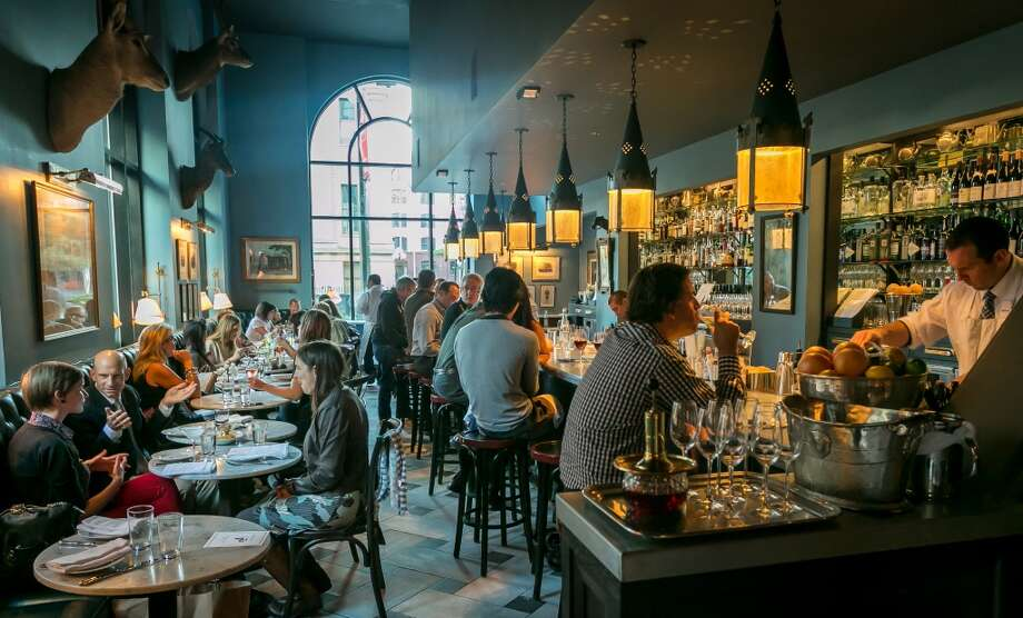 The Cavalier in San Francisco. Photo: John Storey, Special To The Chronicle