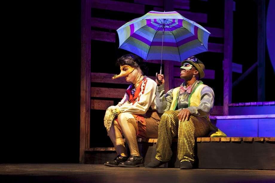 "Family charmer: ""Pinocchio."" Through June 7, Magik Theatre. magiktheatre.org; 210-227-2751. Courtesy photo."