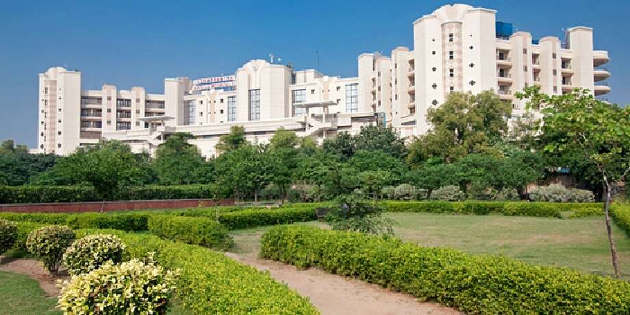 Apollo Chennai Specialty Hospital in India. Established in 1983, it is today one of the most respected hospitals in the world.