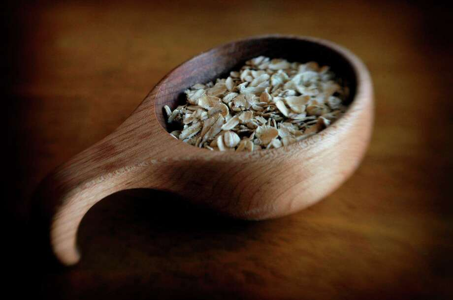 Whole oats also serve up protein, several B vitamins (B-1, B-6, folate, niacin and more) and minerals such as zinc and manganese. But the big news is that oats and oats alone contain an anti-inflammatory, anti-cancer compound called AVE (avenanthramide). Photo: Mark Cornelison, MBR / Lexington Herald-Leader