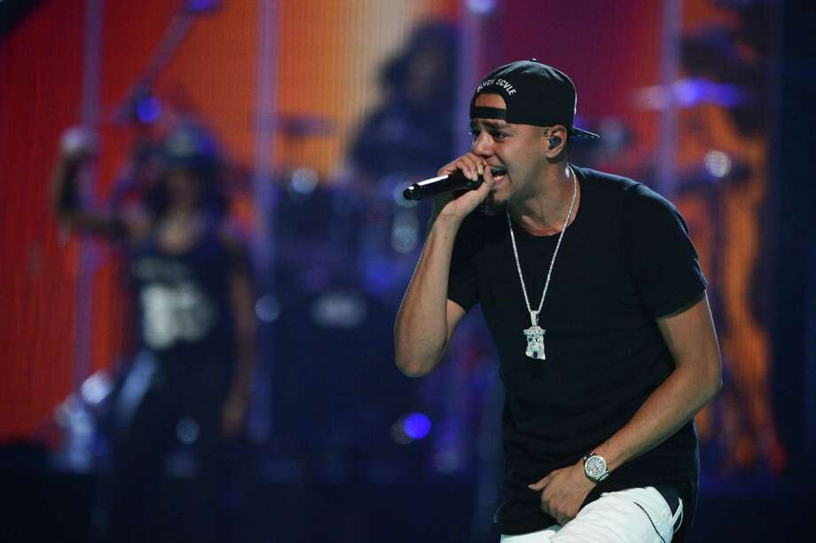J. Cole Photo: Powers Imagery, AP / Invision