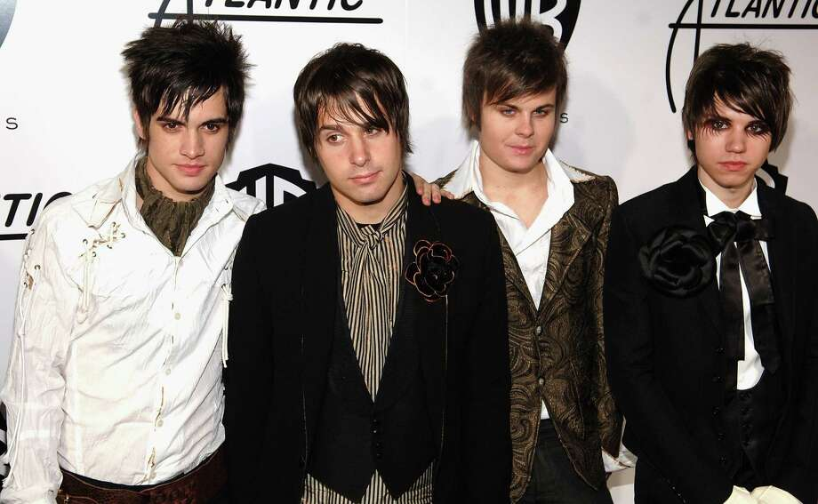 Panic! At The Disco Photo: Brad Barket, AP / 2006 Getty Images