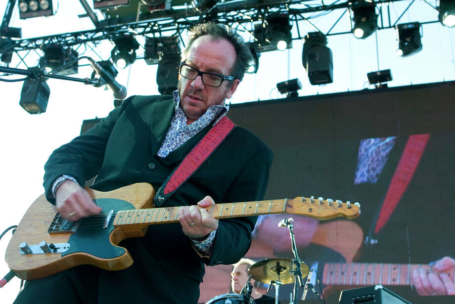 Elvis Costello Photo: JIM BRYANT, Seattlepi.com File Photo / Seattle PI
