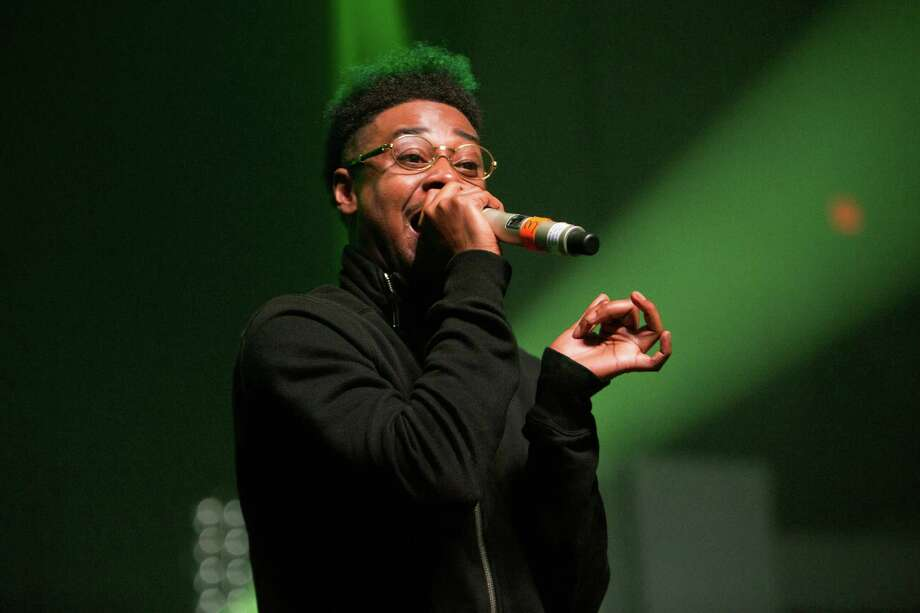 Danny Brown Photo: Josh Brasted, Getty / 2014 Josh Brasted