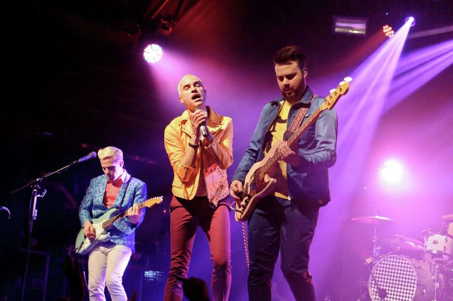 Neon Trees Photo: Joseph Okpako, Getty / 2014 Joseph Okpako