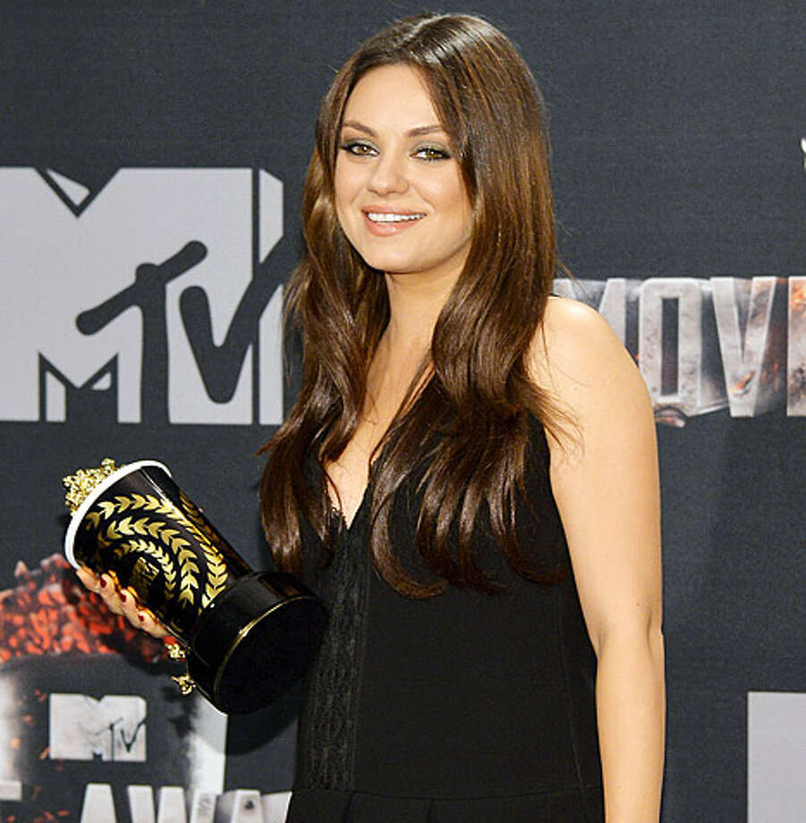 Mila Kunis / 2014 Getty Images