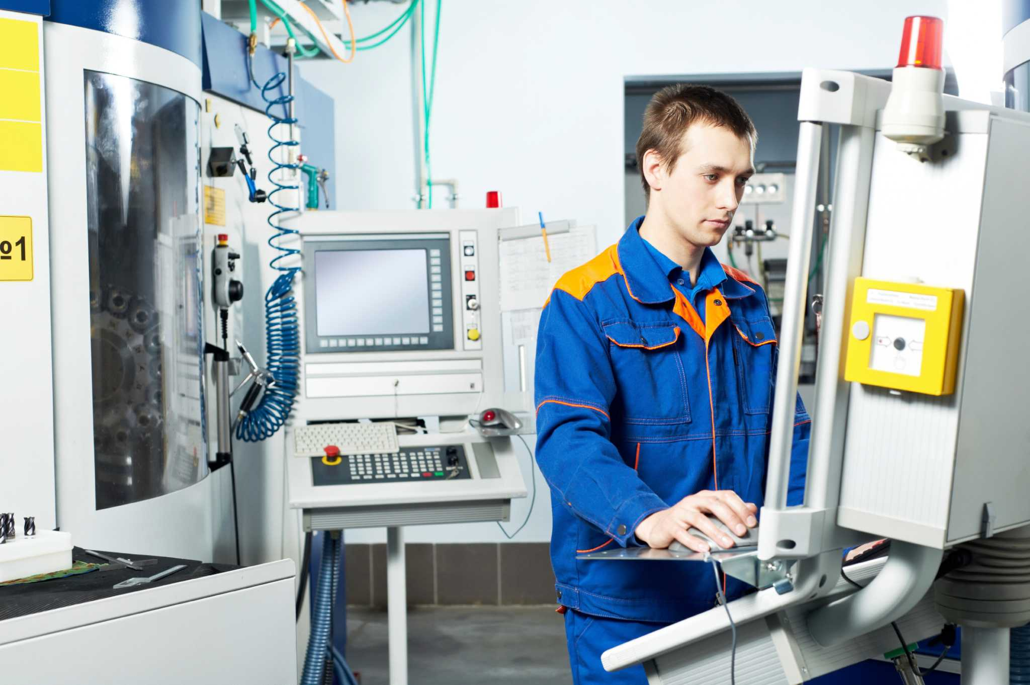 CNC training opens doors to manufacturing