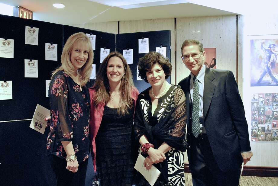 Abilis is a nonprofit organization based in Greenwich and Stamford dedicated to helping people with developmental disabilities. Abilis works in schools, civic organizations and with families throughout Fairfield County and Westchester County. Tango for Abilis on May 8 raised funds for the organization. The event took place at the Stamford Marriott Hotel &Spa. Were you SEEN? Photo: Laure Stevens/Hearst Media Group