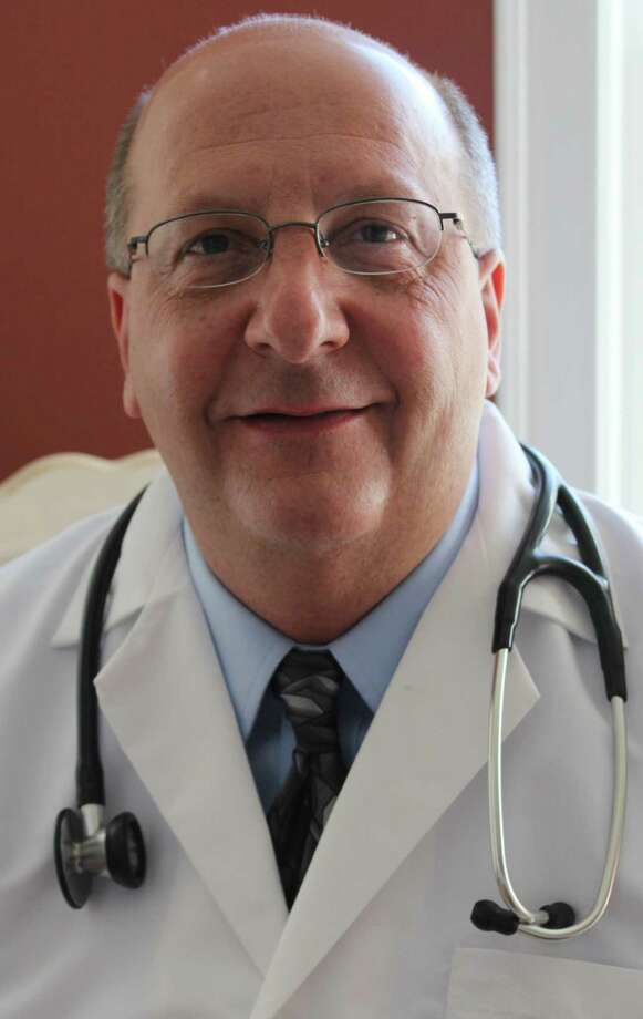 Dr. David Lauren Photo: Contributed Photo / Stamford Advocate Contributed