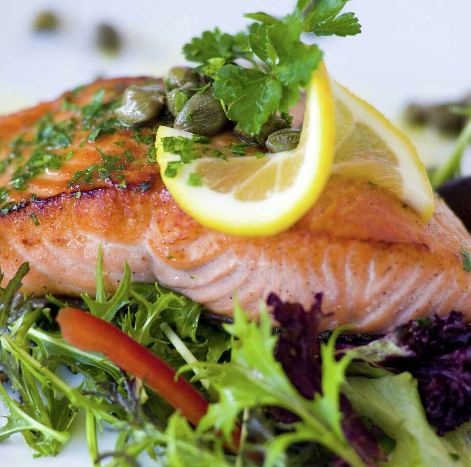 Aim for the type of protein found in salmon and plants. Photo: Robert Churchill / Getty Images / (c) Robert Churchill