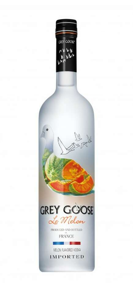 Grey Goose Le Melon: Coming to market this month, Grey Goose s newest flavored vodka is based on the essence of the Cavaillon melon, the sweet superstar of the Provence region of France. The juicy melon flavor joins Grey Goose s flavored vodka potfolio that includes La Poire, L Orange, Le Citron and Cherry Noir; $29.99. Photo: Grey Goose / Grey Goose