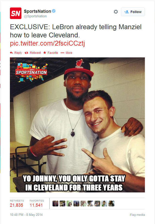 Photo from @SportsNation