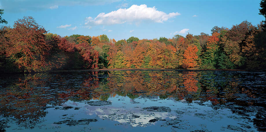 "Andrew Smith's photograph of Sturges Pond will be featured in ""Iconic Fairfield,"" as part of ""Images 2014"" at the Fairfield Museum and History Center. Photo: Contributed Photo / Connecticut Post Contributed"
