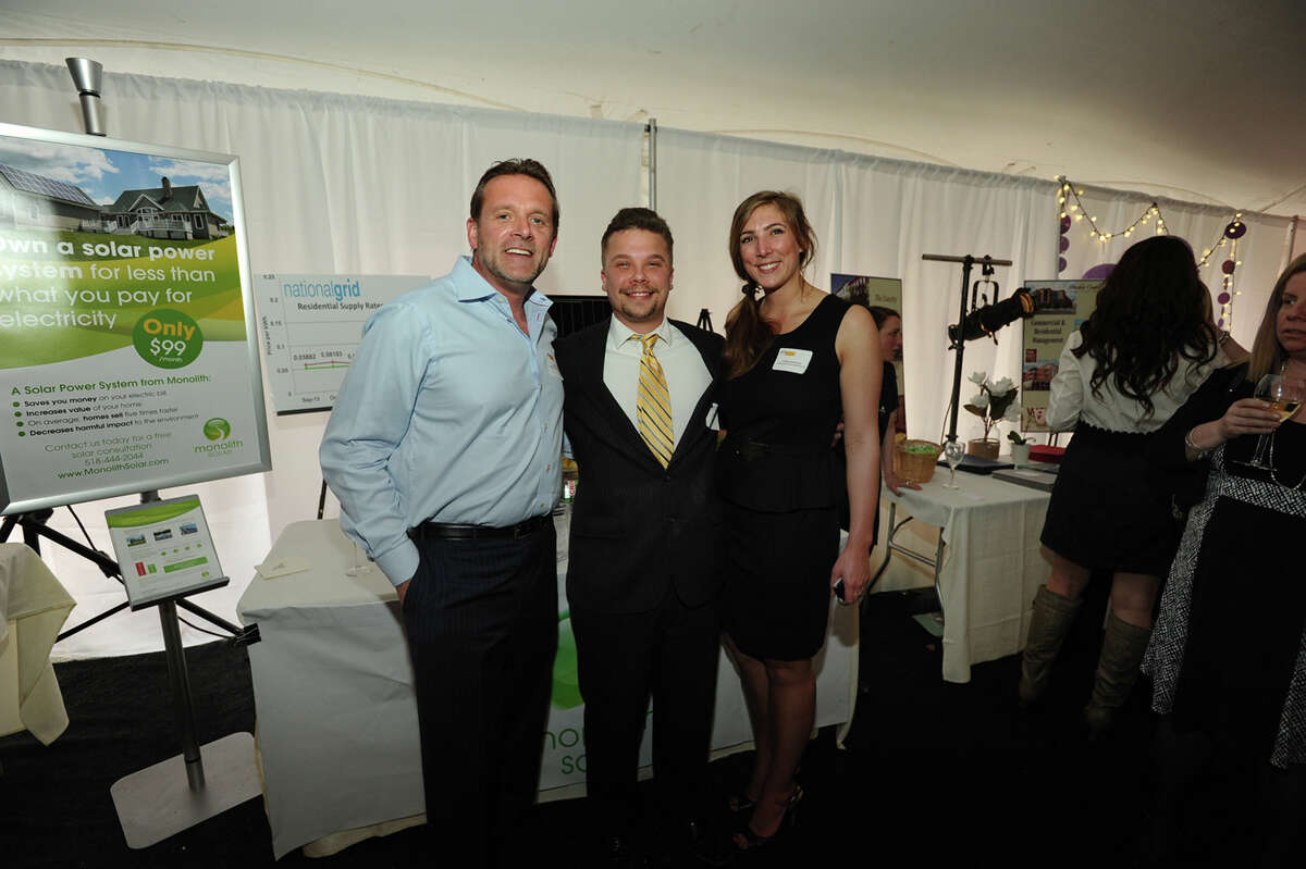 Were you Seen at the 114th Annual Dinner {with a twist} of the Rensselaer County Regional Chamber of Commerce at Franklin Plaza in downtown Troy on Thursday, May 8, 2014?