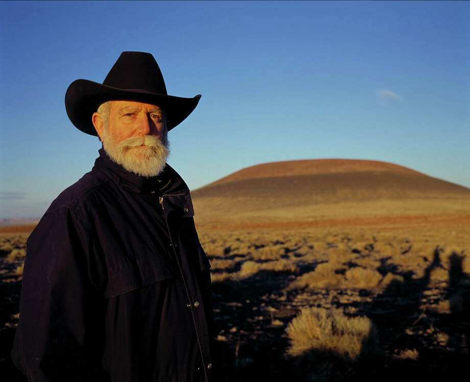 The Bruce Museum will recognize the accomplishments and contributions of nine distinguished figures in the art world at the Museumís fifth annual Icon Awards in the Arts benefit on Thursday, May 22, including artist James Turrell, above. Photo: Florian Holzherr/Contributed Pho, Contributed Photo / Greenwich Time Contributed