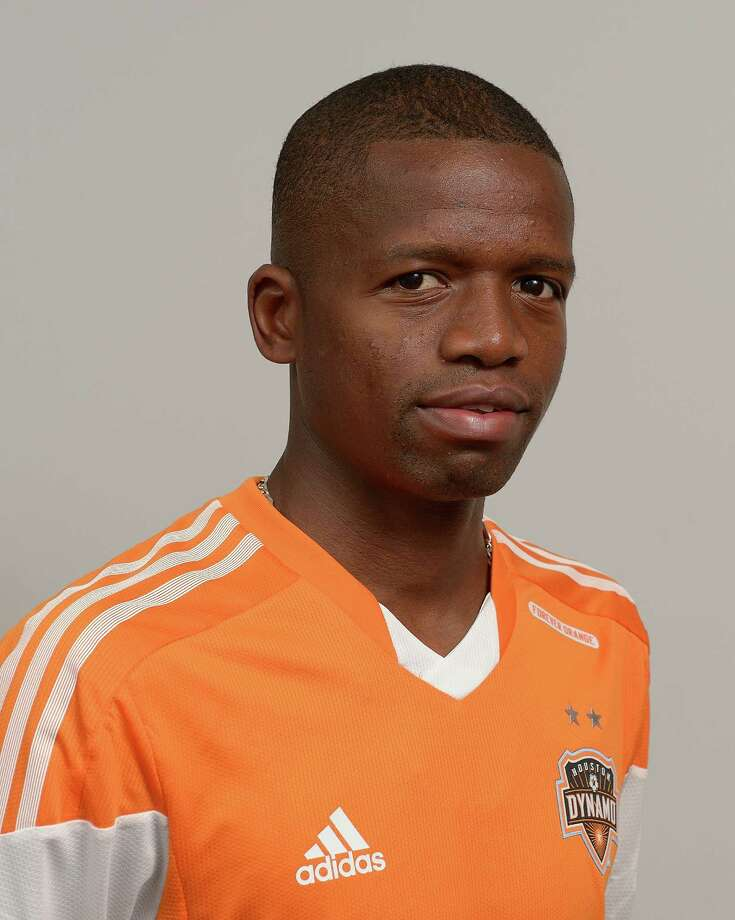 Boniek Garcia Houston Dynamo  2013 team photo 2/8/13   Houston Dynamo Player Head Shots. Photo: NA / ONLINE_YES