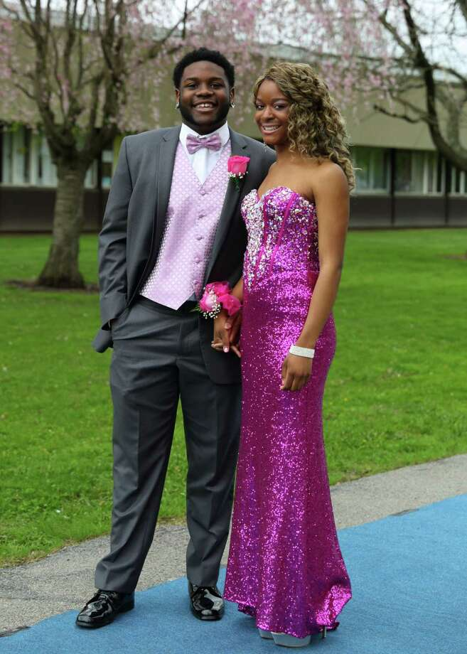 Were you Seen at the Schenectady High School Prom on Friday, May 9, 2014? The photos were taken at the school before the students headed to the Hall of Springs in Saratoga Springs. Photo: Gary McPherson / McPherson Photography / McPherson Photography