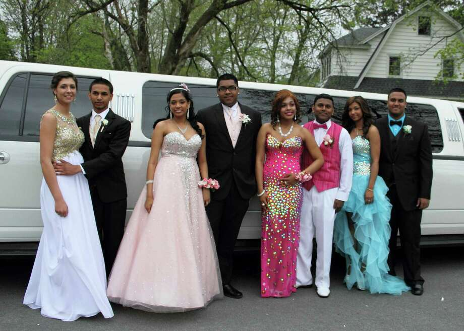Were you Seen at the Schenectady High School Prom on Friday, May 9, 2014? The photos were taken at the school before the students headed to the Hall of Springs in Saratoga Springs. Photo: Laura Reed - McPherson Photography