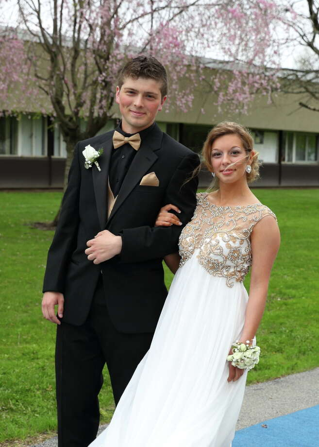 Were you Seen at the Schenectady High School Prom on Friday, May 9, 2014? The photos were taken at the school before the students headed to the Hall of Springs in Saratoga Springs. Photo: Gary McPherson - McPherson Photography / McPherson Photography