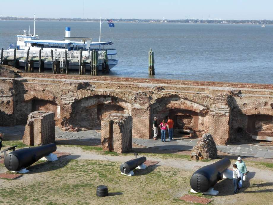 Era of active shooter': Fort Sumter restricts access - Houston Chronicle