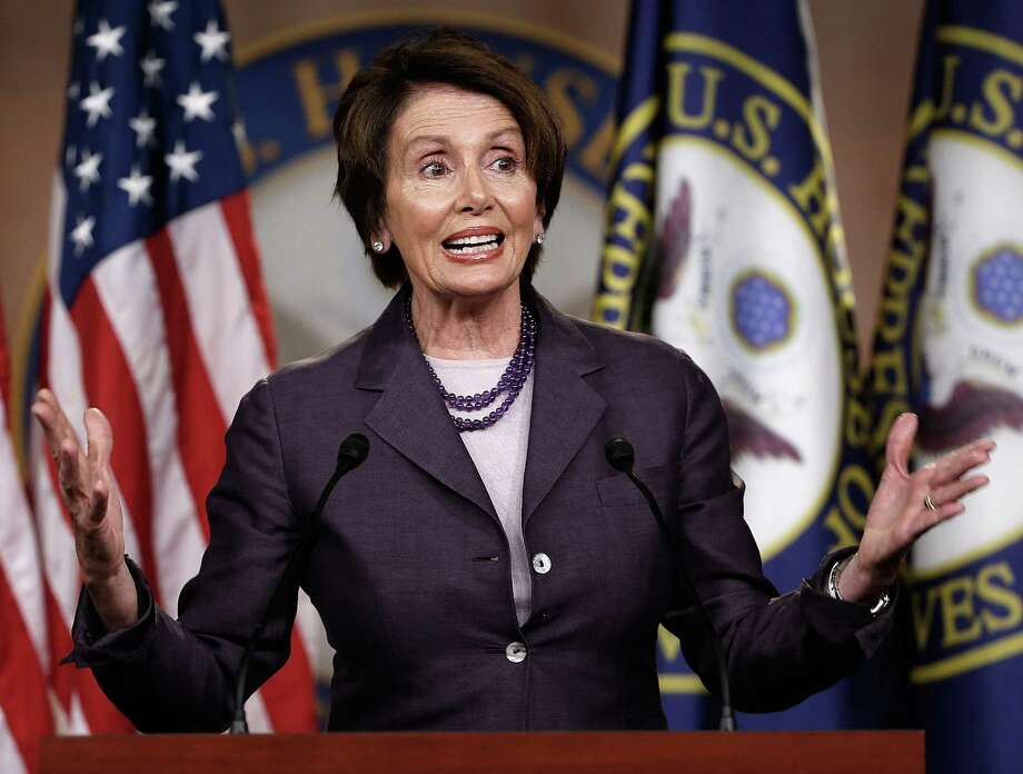 "House Minority Leader Nancy Pelosi of California called the Republican-controlled committee a ""kangaroo court"" and a ""political stunt."" Photo: Win McNamee / Getty Images / 2014 Getty Images"