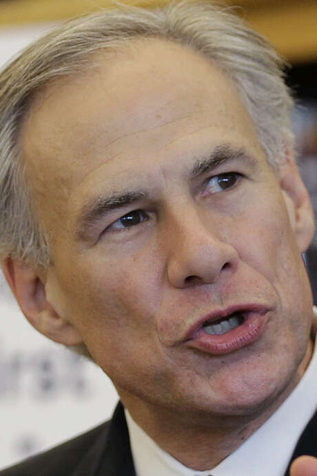 Attorney General Greg Abbott alleges Xerox wrongfully approved dental braces. / AP