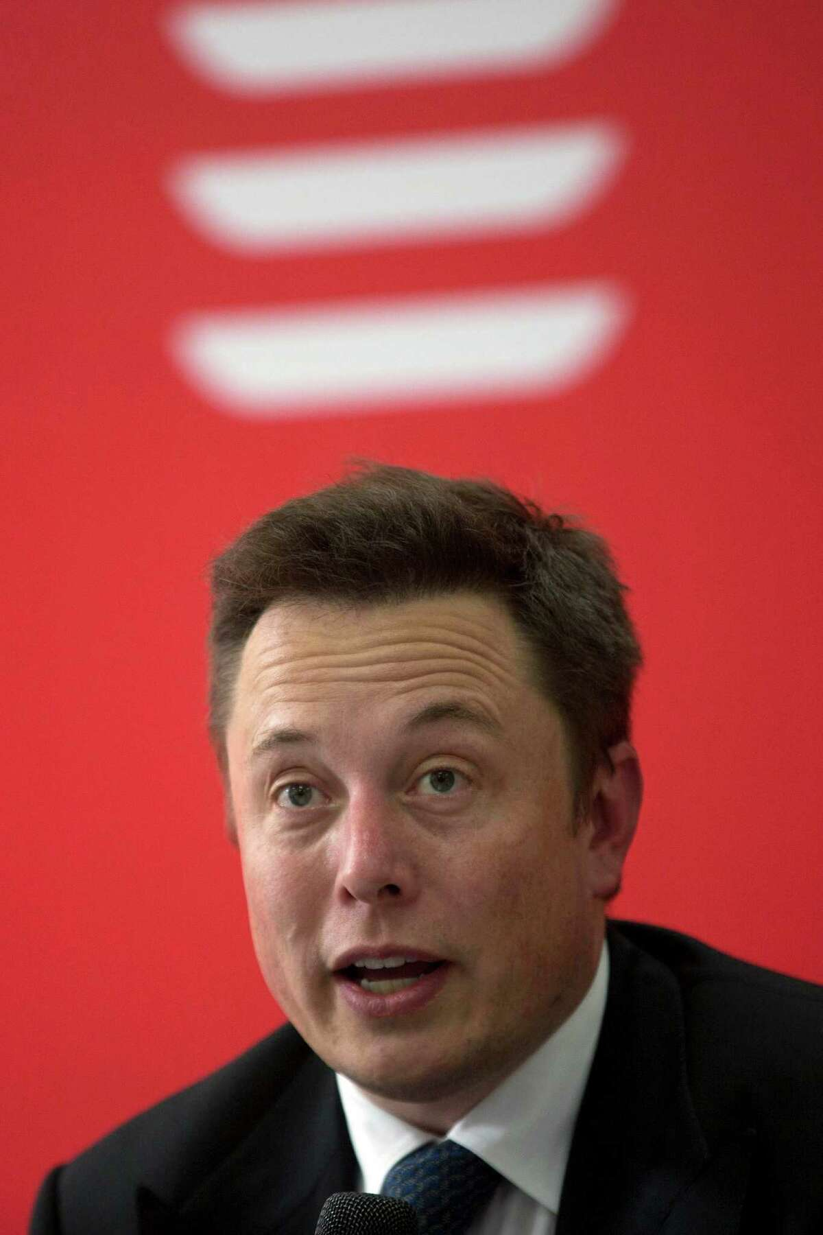Elon Musk, who oversees Tesla Motors, SpaceX and SolarCity, delivered Tesla's first six electric sedans last month in Beijing.