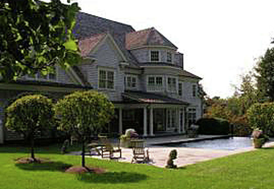 The property at 1 Dogwood Lane was recently sold for $3,200,000. Photo: Contributed Photo / Westport News