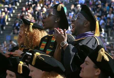 Lawyers David Boies, Ted Olson inspire UC Berkeley law grads