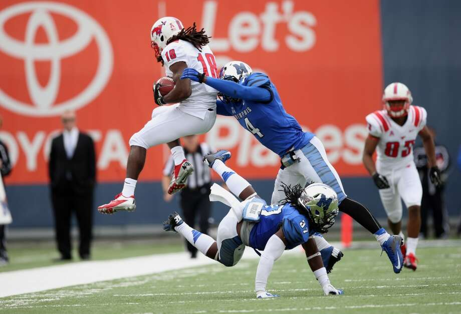 7th round (256th overall): Lonnie Ballentine, S, Memphis, 6-3, 219.  How he'll be used this season – He'll compete for backup job with his chances of making the team directly tied to how well he performs on special teams. Photo: Joe Murphy, Getty Images