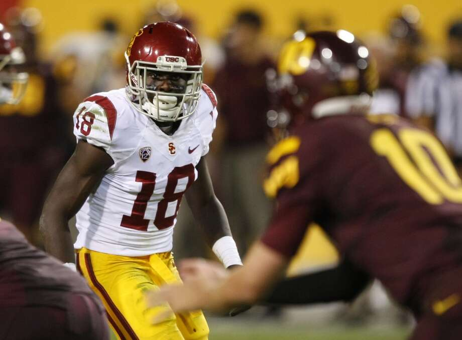 Dion Bailey | Strong safety | USC Photo: Rick Scuteri, Associated Press
