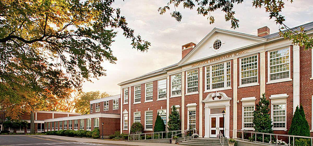 8. Saugatuck Elementary School Westport, CT Academics: A+ District overall Niche grade: A+ Teachers: A+ Culture & Diversity: C- Source:Niche