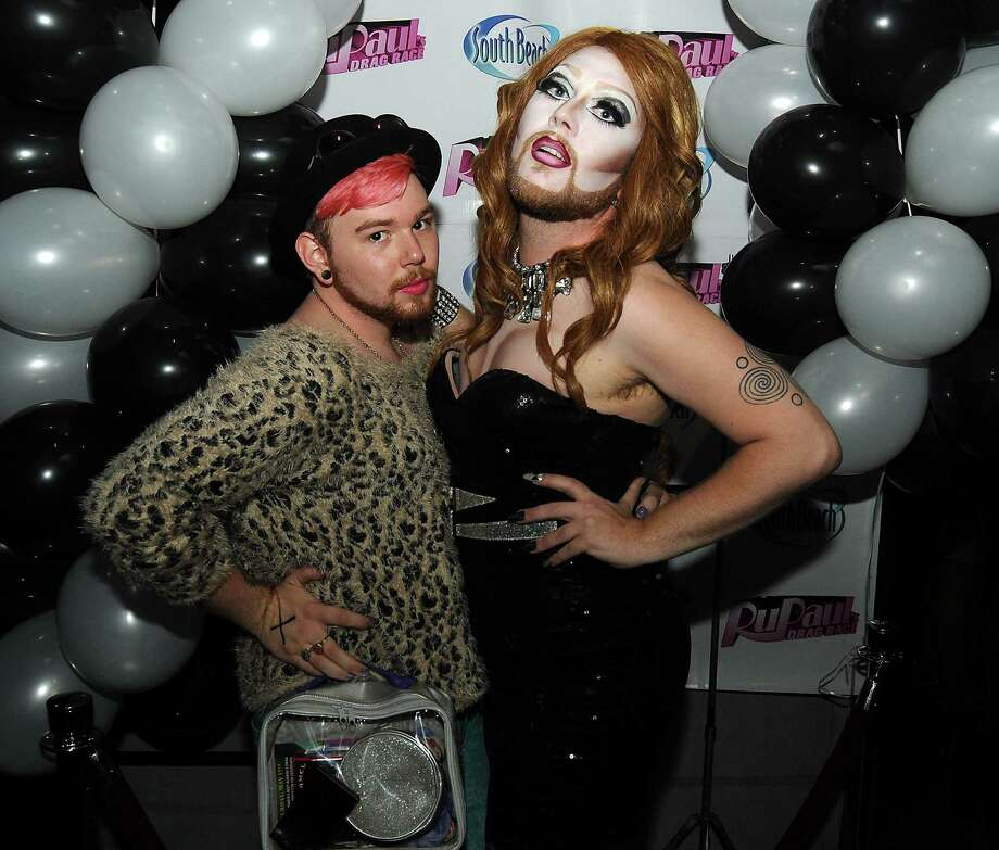 Seensters at the Bianca Del Rio show at South Beach Saturday May 10, 2014.(Dave Rossman photo) Photo: Dave Rossman, For The Houston Chronicle / © 2014 Dave Rossman