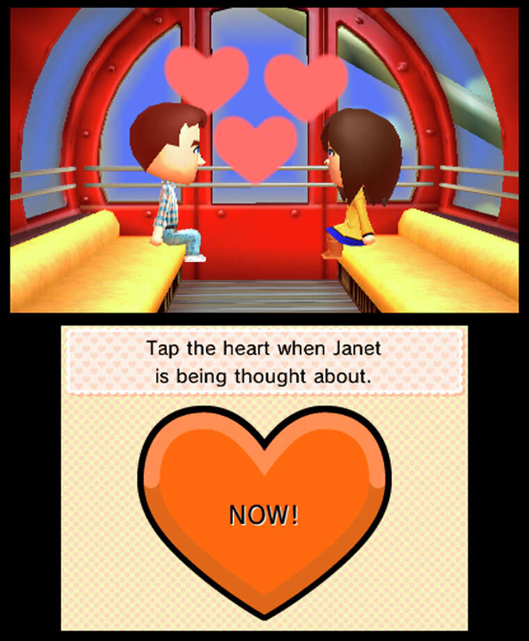 "FILE - This image provided by Nintendo shows a scene from the video game ""Tomodachi Life."" Nintendo is apologizing and pledging to be more inclusive after being criticized for not recognizing same-sex relationships in English editions of the life-simulator video game. But the publisher said it was too late to make changes. Nintendo came under fire from fans and gay rights organizations in early May 2014 after refusing to add same-sex relationship options to the game set for release June 6, 2014 in North America and Europe. Photo: AP  / Nintendo"