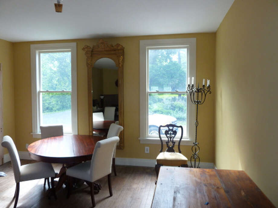 After: Now it is the dining room. Read more about this project. Photo: Picasa, Joe Keegan